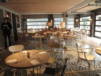 Ma puce ma cocotte mon starck come paris with me - Ma cocotte restaurant paris ...