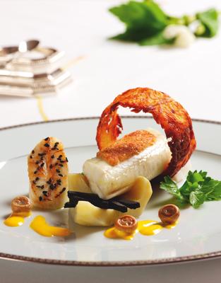 Cuisine de l lys e trois recettes en exclusivit pour - Recette de cuisine gastronomique de grand chef ...