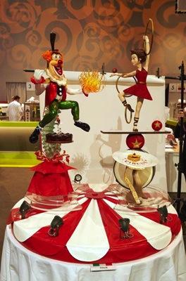 Championnat du monde de la p tisserie 2013 au sirha chefs pourcel blog - Coupe de monde patisserie ...