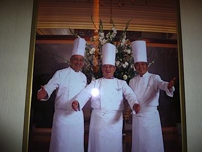 Le chef laurent pourcel cuisine l auberge de l ill - Restaurant la table de l ill illkirch ...