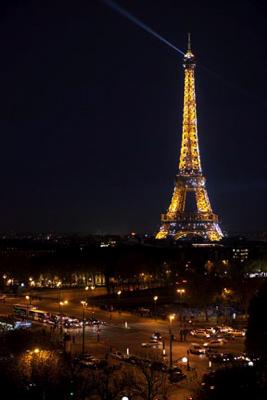 Les Plus Belles Vues De Paris Depuis Un Restaurant Par G