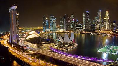singapour capitale