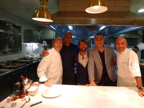Trois Grands Chefs Reunis A Montpellier Sur Les Traces De Leur