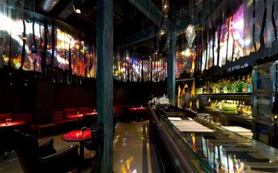 41 ° restaurant Barcelone
