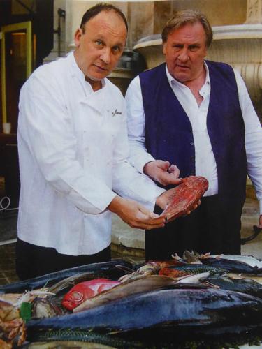 Figaro Magazine Gérard Depardieu