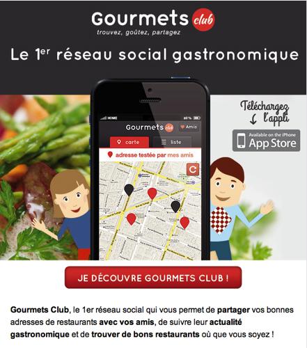 Gourmets Club