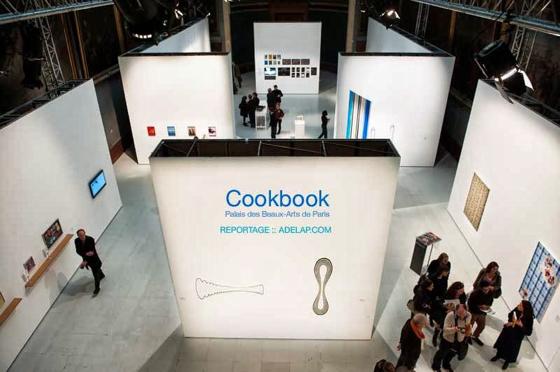 cookbook Palais Beaux Arts Paris