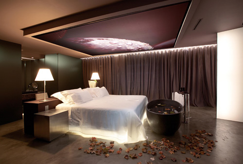 hôtel luxe