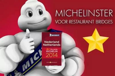 Michelin Hollande 2014