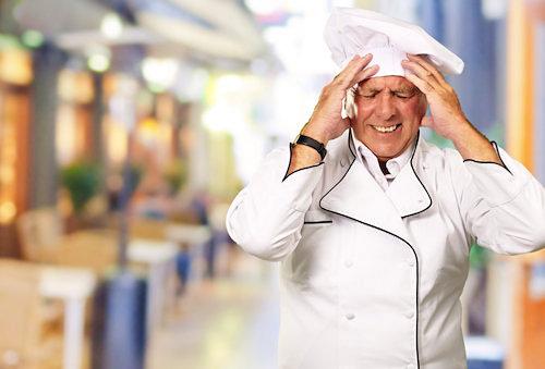 chef gastronomie