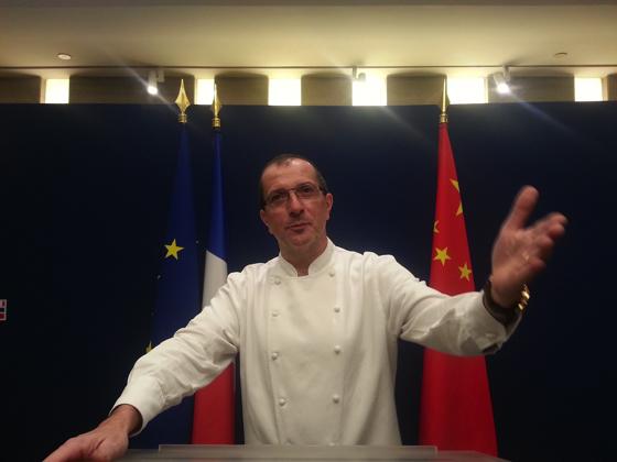 Jean-Marc Ayrault Guangzhou