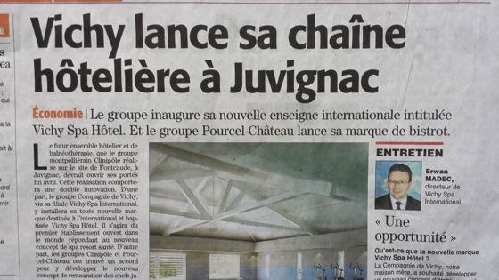 Juvignac Vichy