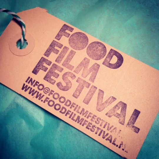 Food Film Festival Amsterdam