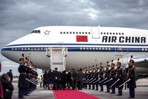 Air China Lyon