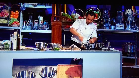 Top Chef 2014 Choc des Champions