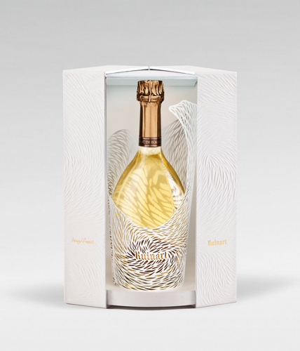 champagne ruinart petite bouteille