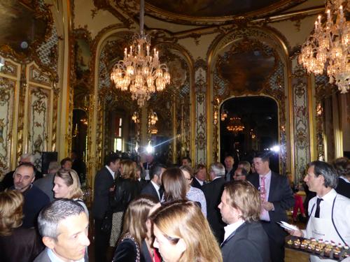 Les grandes tables du monde f tent leur nouveau guide 2014 paris chefs pourcel blog - Les grandes tables du monde ...
