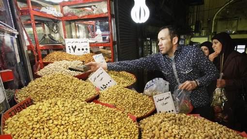pistaches Turquie