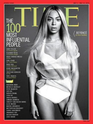 Time Beyonce