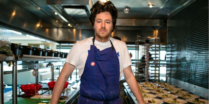 Jean imbert le cuisinier le plus cool du paf et le for Cuisinier bateau