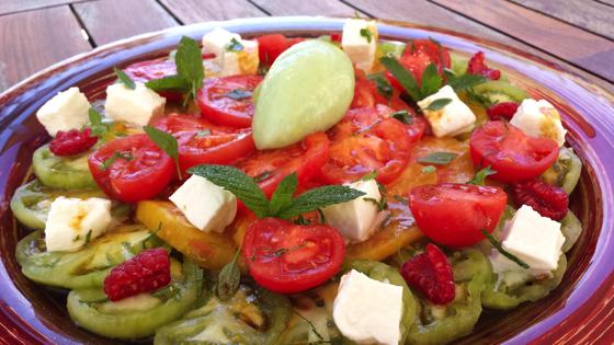 salade de toamte