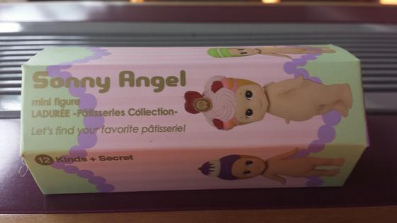 Sunny Angel Laduree