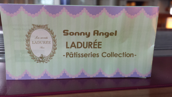 Sunny Angel Laduree