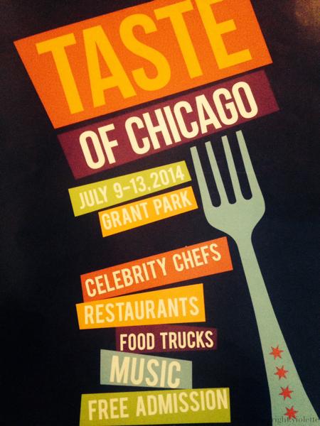 Taste of Chicago 2014