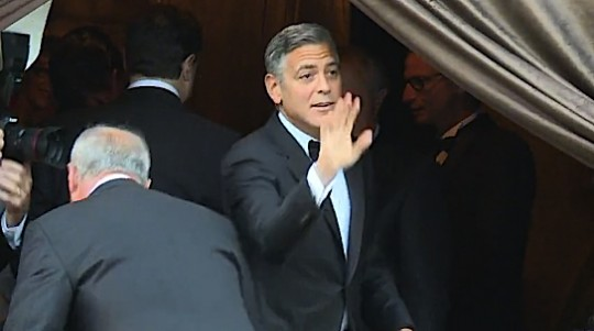 Mariage Georges Clooney