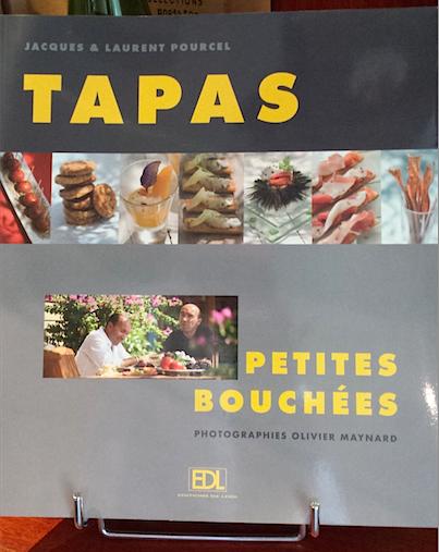 Tapas frères Pourcel