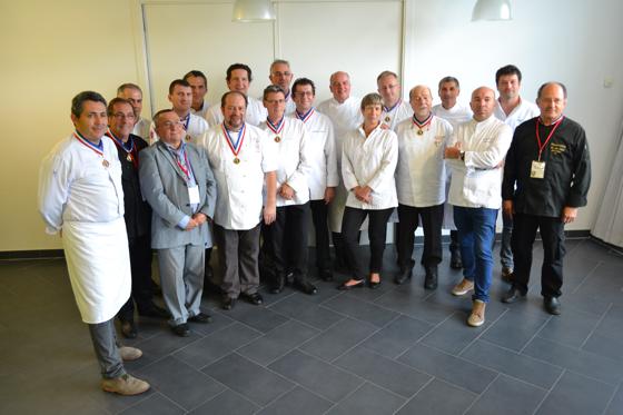 MOF 2014 Montpellier