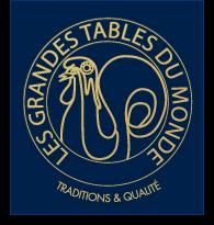 Le nouveau pr sident des grandes tables du monde est - Grandes tables du monde ...