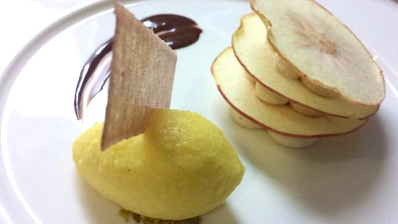 Recette Pourcel Millefeuille de Pommes