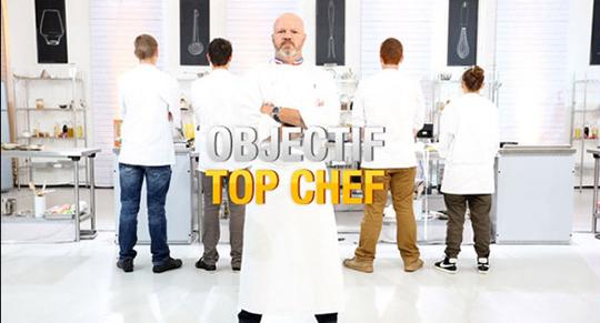 Objectif topchef 2015 philippe etchebest nouvelle t te d - Recherche apprenti cuisine ...