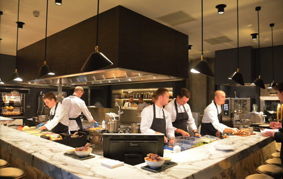 Joris bijdendijk ouvert rijks au rijks museum for Cuisine ouverte restaurant norme