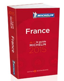 Guide Michelin France 2015