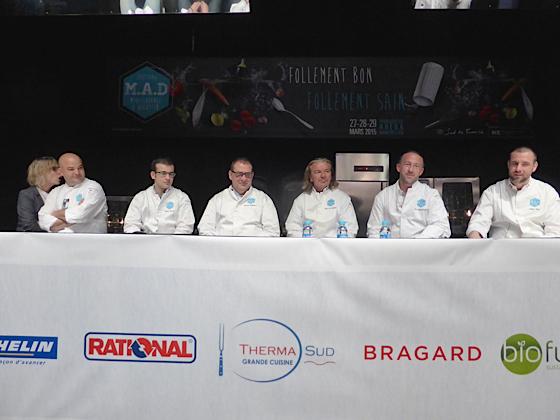 M.AD. Festival de cuisine Montpellier