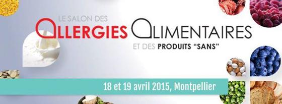 salon des allergies alimentaires Montpellier