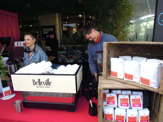 Belleville - Brûlerie de Paris  Super barquette