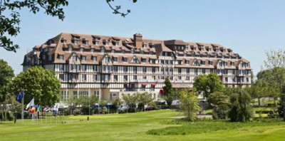 hôtel-golf-Deauville