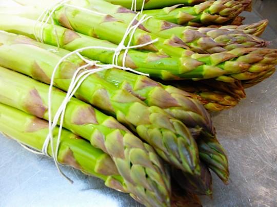 Asperges une histoire de savoir faire chefs pourcel blog - Comment cuisiner les asperges blanches ...