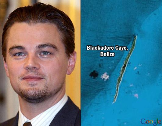 Belize DiCaprio