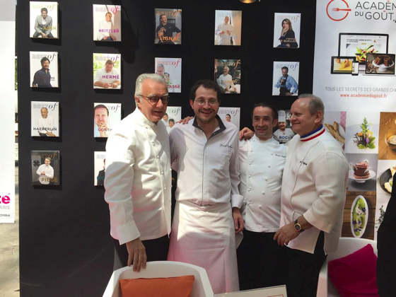 Taste of Paris Mai 2015