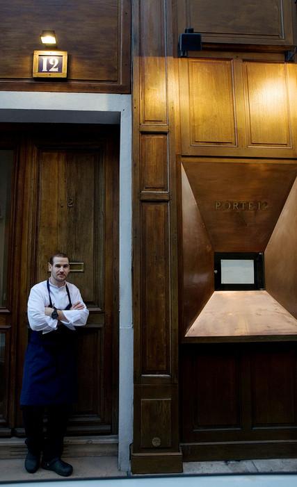 Conde nast traveller classe les meilleurs restos de paris for Porte 12 restaurant paris