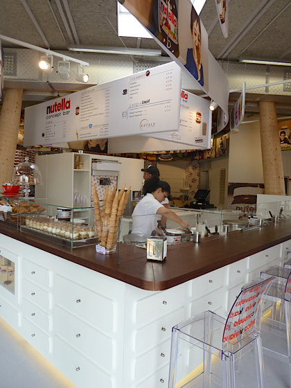 Milano Expo 2015 Bar Nutella
