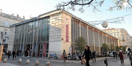 halles Castellanes photo Midi Libre