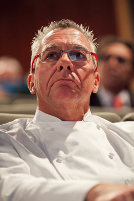 Le chef suisse ancien trois toiles philippe rochat for Cuisinier 32 etoiles