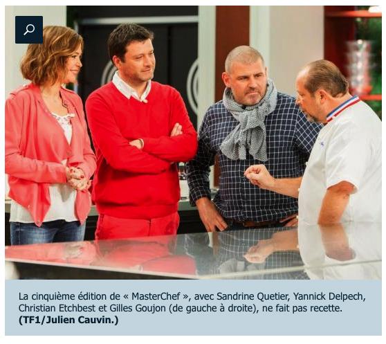 Cuisine d ete tf1 - Mytf1 cuisine mariotte ...