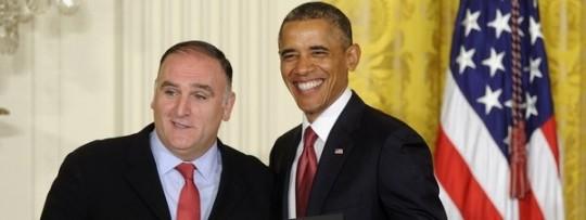 Jose-Andres-y-Barack-Obama