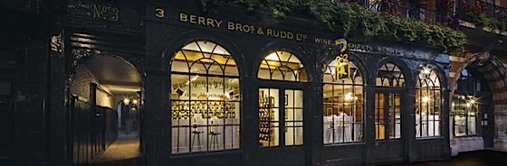 Berry Bros & Rudd  London St James